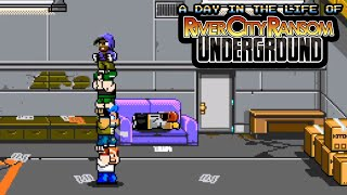 A Day in the Life of River City Ransom: Underground #2