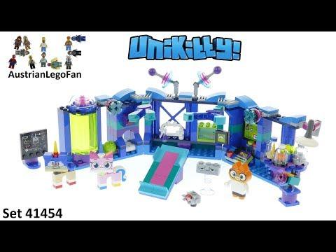 Lego Unikitty 41454 Dr. Fox Laboratory - Lego Speed Build Review