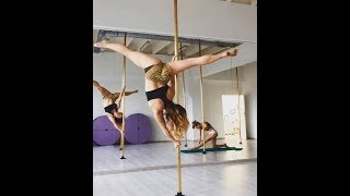 My third pole dance birthday!