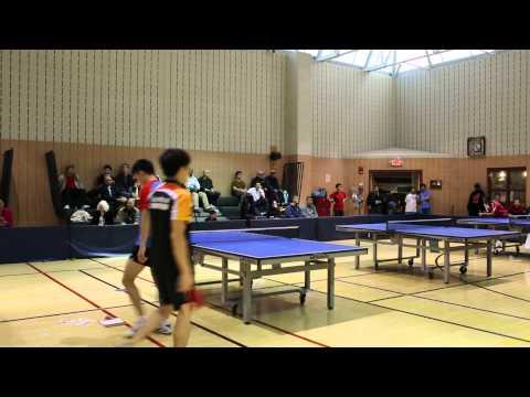 Potomac Fall Open 2015 QF (Allen Li - Bowen Chen)