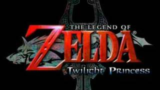 Legend of Zelda Twilight Princess OST- Twilight