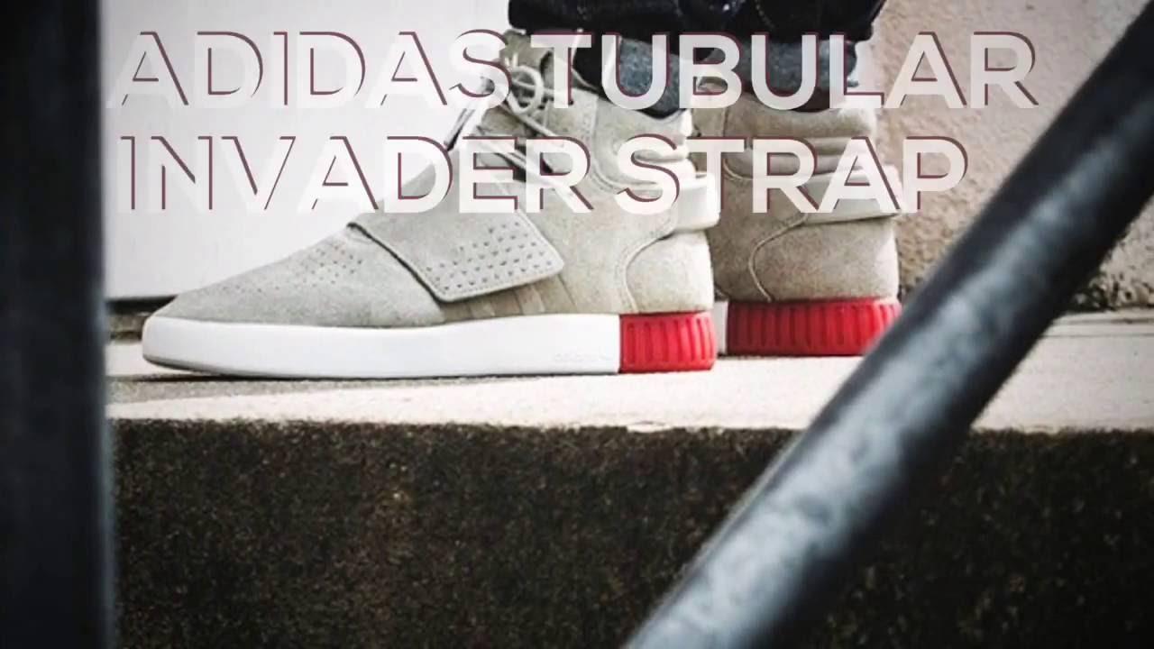 Adidas Tubular Invader Strap Yeezy