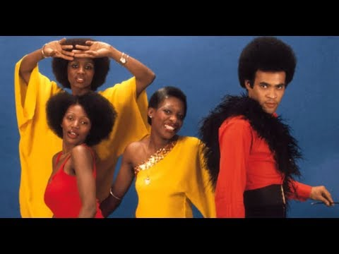 Boney M - Daddy Cool (Bobby Farrell's real voice)