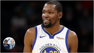 Should Kevin Durant leave the Warriors in free agency? | Jalen & Jacoby