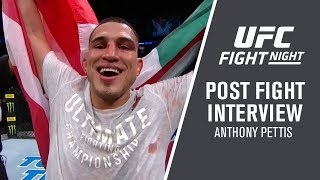 UFC Nashville: Anthony Pettis -