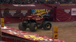monster jam in mercedes benz superdome in new orleans la 2012 full show episode 11