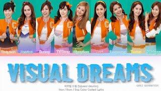 Girls' Generation (소녀시대) POP! POP! (비주얼 드림) Color Coded Lyrics (Han/Rom/Eng)