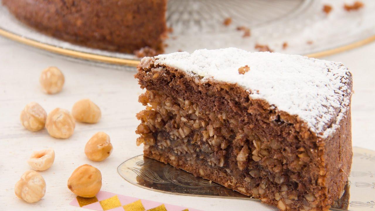 Risultati immagini per torta di nocciole senza farina delle langhe