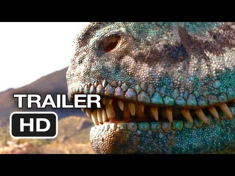 Walking With Dinosaurs 3D Official Trailer...