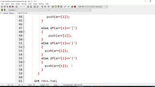 checking Parenthesis in c++ using stack