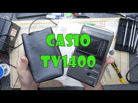 Teardown Lab - Casio Pocket TV TV-1400
