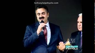 Türk Dünyası Hizmet Ödülü Haluk İpek | HD