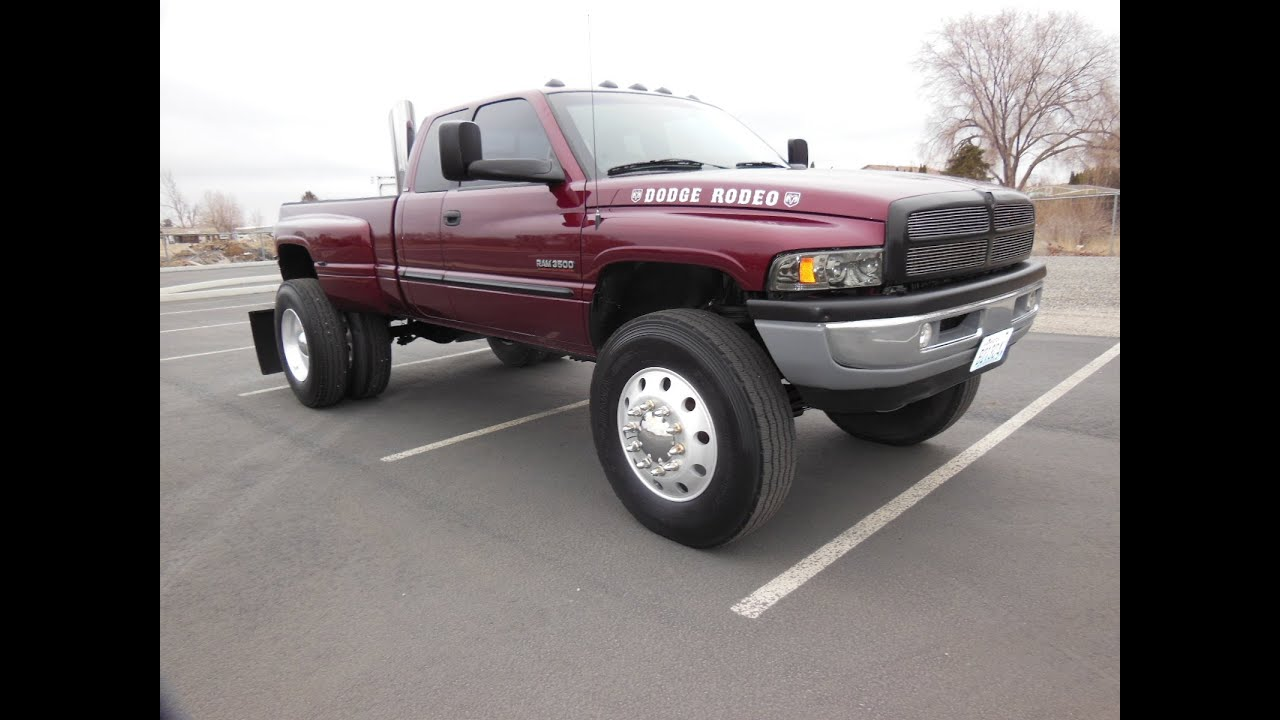 Maxresdefault on Dodge Ram 3500 Lifted