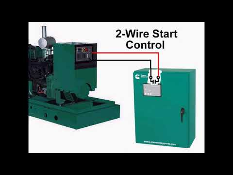 How to wire a generator to a transfer switch