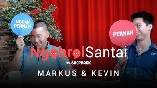 Pernah Nggak Pernah dengan Markus Gideon & Kevin Sanjaya