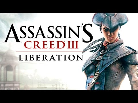 Assassin's Creed III: Liberation - PS Vita Gameplay