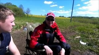 Рыбалка в Подмосковье! Видео обзор об уловах на основном! 24.05.17