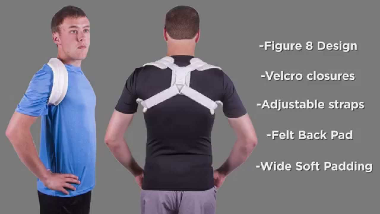 Figure 8 Clavicle ce and Posture Support from ceAbility - YouTube