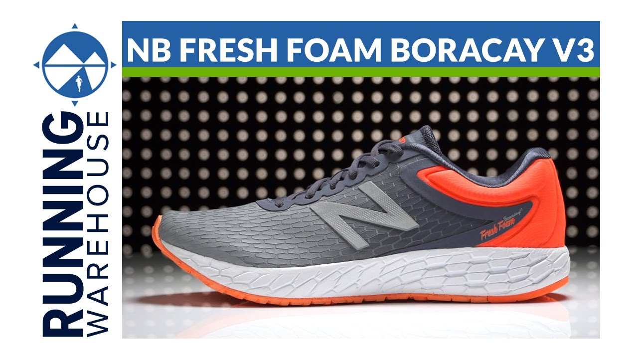 New Balance Fresh Foam Boracay v3 for Men