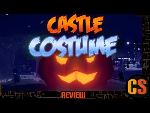 CASTLE COSTUME - PS4 REVIEW