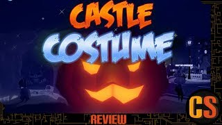 CASTLE COSTUME - PS4 REVIEW (Video Game Video Review)