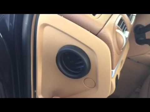2009 Porsche Cayenne fuse for car charger/accessories - YouTube