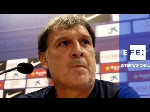 Barcelona manager Gerardo Martino wary of Manchester City