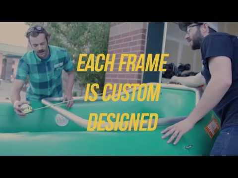 The Best Raft Frames-Down River Equipment