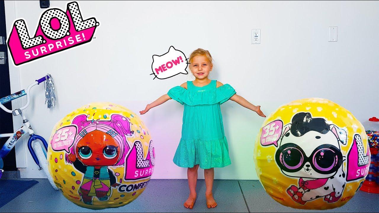 Куклы ЛОЛ Мультик LOL Surprise Новая мебель для кукол Видео для .