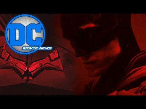 Matt Reeves Reveals Pattinson's BATMAN | DC Movie News