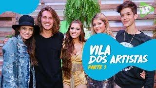 Baixar O QUE ROLOU NA VILA DOS ARTISTAS PT. 1 | Festival Teen