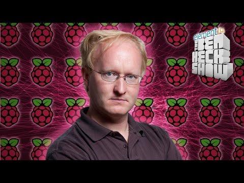 Ben Heck's Raspberry Pi Media Center