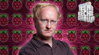 Ben Heck's Raspberry Pi Media Center