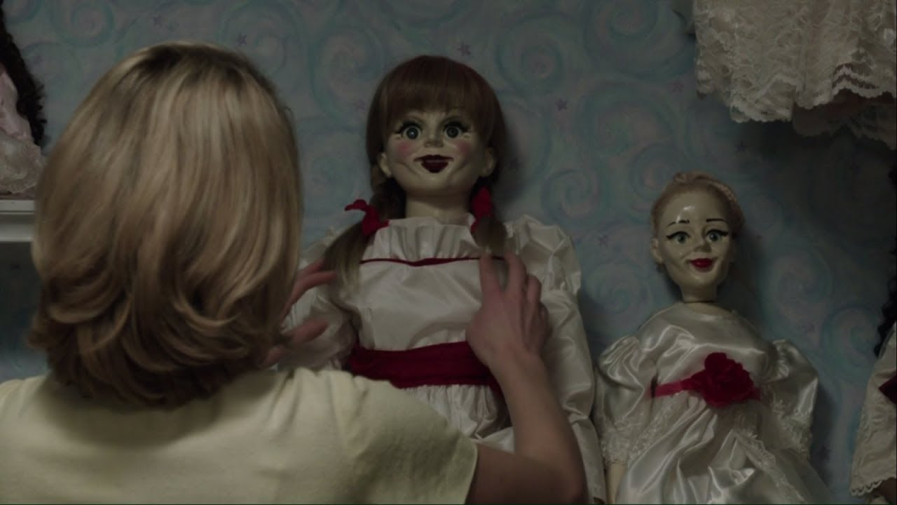 Annabelle (Annabelle Saindo da Caixa)