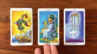 Daily Tarot Reading for 5 June 2018 | Gregory Scott Tarot