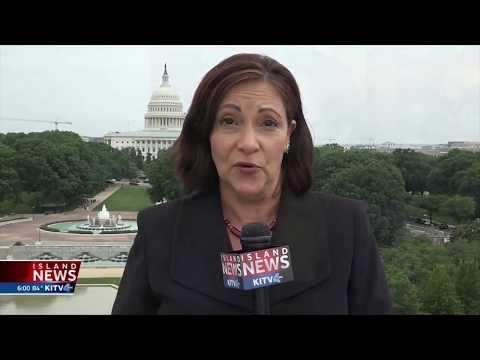 KITV: Senator Hirono Announces New Treatment in Battle Against Kidney Cancer