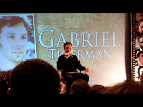 Gabriel Tigerman Supernatural Con  Andy's Death