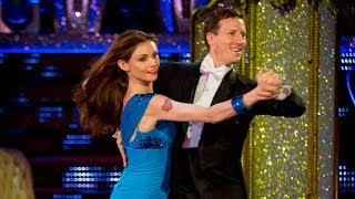 Sophie Ellis-Bexter & Brendan dance to 'The Lady Is A Tramp' - Strictly Come Dancing: 2013 - BBC One
