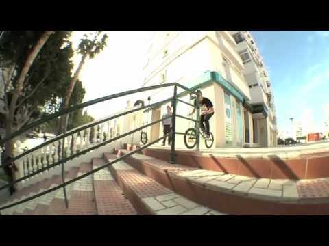 etnies US and Europe BMX Teams in Malaga