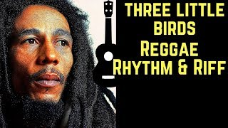 "HOW TO PLAY REGGAE RHYTHM UKULELE: ""Three Little Birds"" (Bob Marley)"