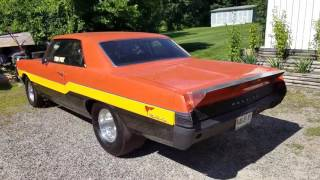 65 GTO drag car