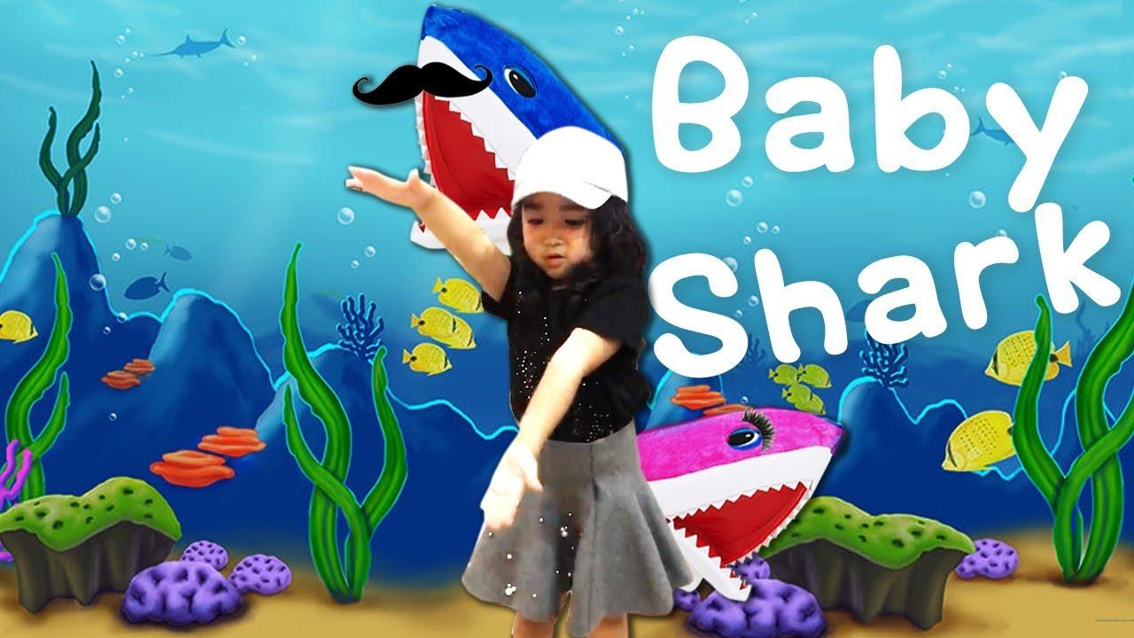 Baby Shark สไตล์น้องแตงไทย | แจ๊สแจงแตงไทย - YouTube