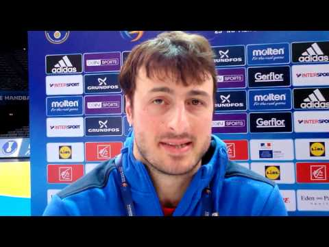 Handball WM 2017: Domagoj Duvnjak (Kroatien) im SPORT4FINAL-Interview