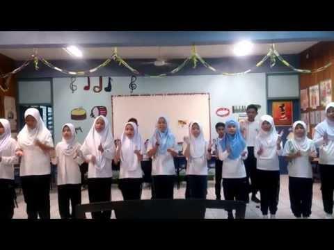 Dunia Muzik Tahun 5: Latihan Perkusi 1