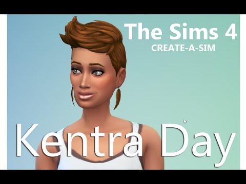 The Sims 4: Create-A-Sim - Kentra Day