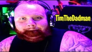 FORTNITE - I FOUND IN GAME TIMTHETATMAN!! [BOTH PERSPECTIVE & REACTION]!!