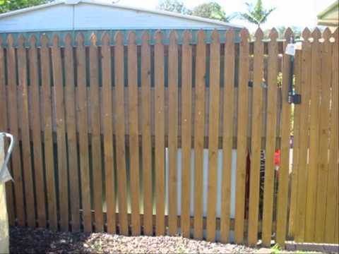 รั้วบ้านแบบประหยัด รั้วสวยๆ