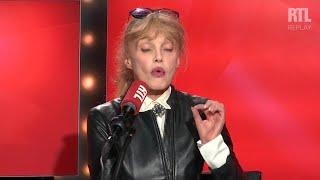 Arielle Dombasle n'aime pas les Croquettes