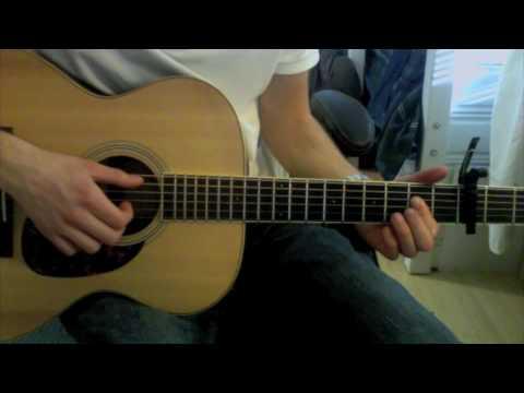 John Mayers Free Fallin Tutorial Part 1 Youtube