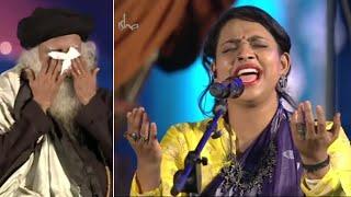 ananya-bhat-outstanding-performance-sojugada-sooju-mallige-song-sadhguru